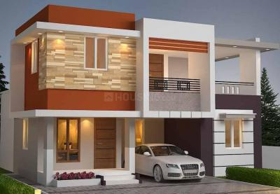 Gallery Cover Image of 1500 Sq.ft 3 BHK Independent House for buy in Kalpathy for 3300000
