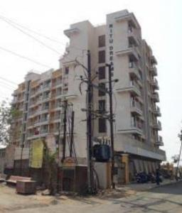 Gallery Cover Image of 525 Sq.ft 1 BHK Apartment for rent in Ritu Dreams, Naigaon East for 5000