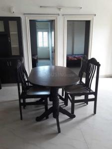 Gallery Cover Image of 750 Sq.ft 1 BHK Apartment for rent in Kondapur for 12800
