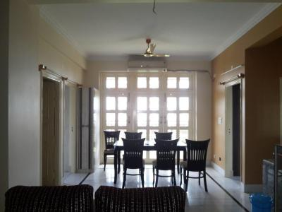 Gallery Cover Image of 1192 Sq.ft 3 BHK Apartment for rent in New Town for 35000