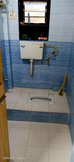 Common Bathroom Image of 1000 Sq.ft 2 BHK Independent House for rent in Nerul for 36000