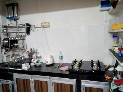 Kitchen Image of Girls PG in Powai