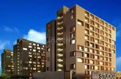 Gallery Cover Image of 640 Sq.ft 1 BHK Apartment for buy in Savvy Studioz, Gota for 3050000