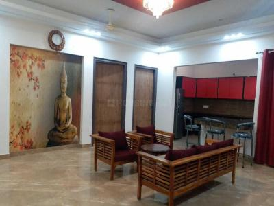 Gallery Cover Image of 225 Sq.ft 1 RK Independent House for rent in DLF Phase 2 for 25000
