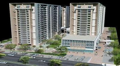 Gallery Cover Image of 1600 Sq.ft 3 BHK Apartment for rent in Nitesh Caesars Palace, Bangalore City Municipal Corporation Layout for 21000
