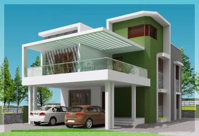 Gallery Cover Image of 1500 Sq.ft 3 BHK Independent House for buy in Nisarg Hills, Neral for 5355000