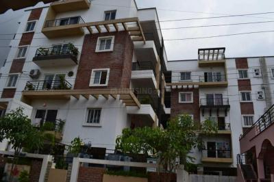 Gallery Cover Image of 1190 Sq.ft 2 BHK Apartment for rent in Kamakshi Oak Mont, Horamavu for 16500