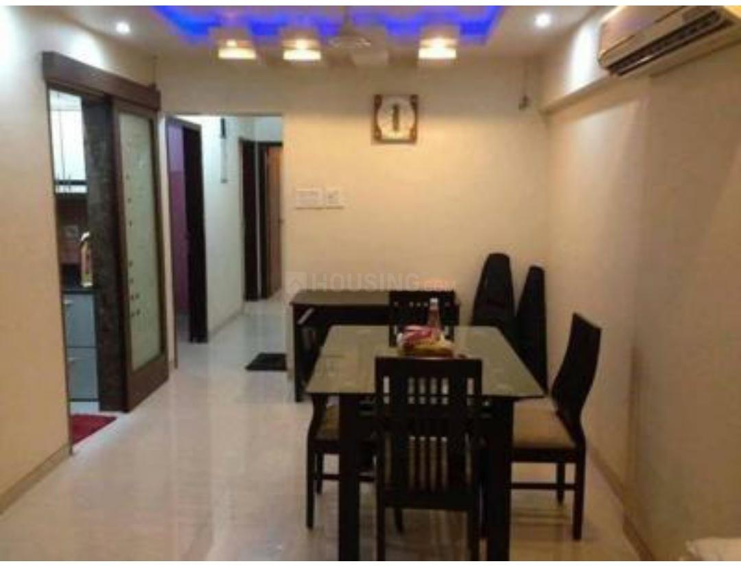Living Room Image of 1050 Sq.ft 3 BHK Apartment for rent in Andheri East for 70000