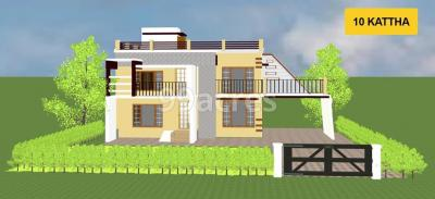 Gallery Cover Image of 1739 Sq.ft 3 BHK Villa for buy in Rajpur Sonarpur for 3700000