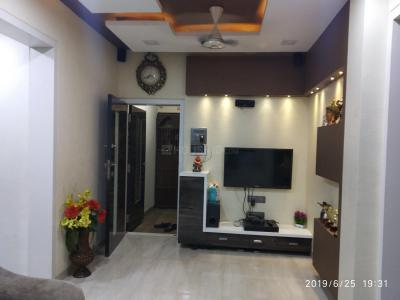 Gallery Cover Image of 1400 Sq.ft 2 BHK Apartment for rent in Airoli for 31000