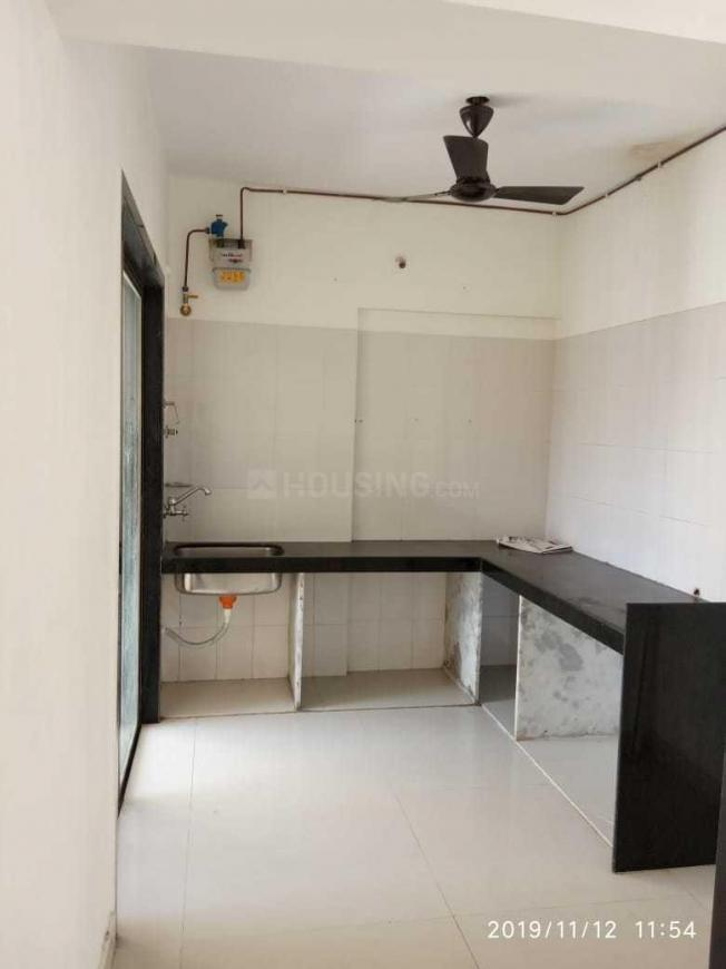 Kitchen Image of 855 Sq.ft 2 BHK Apartment for rent in Borivali West for 35000