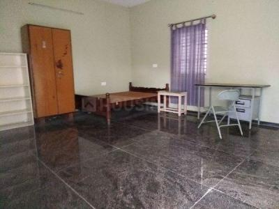 Gallery Cover Image of 600 Sq.ft 1 RK Independent Floor for rent in Reliaable Lakedew Residency, Harlur for 9000
