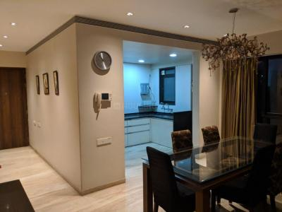 Gallery Cover Image of 1950 Sq.ft 3 BHK Apartment for rent in Mahindra The Woods, Wakad for 45000