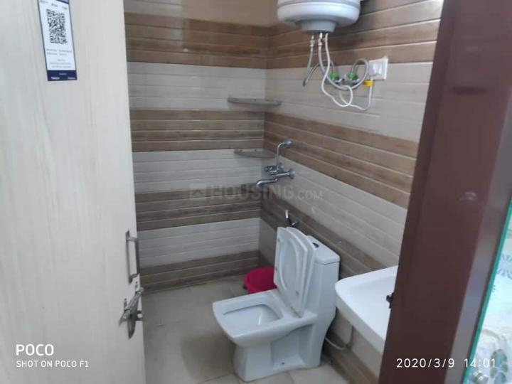 सेक्टर 44 में श्री लक्ष्मी अकॉमोडेशन के बाथरूम की तस्वीर