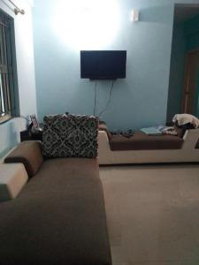 Living Room Image of Gagan Lake View PG in Krishnarajapura