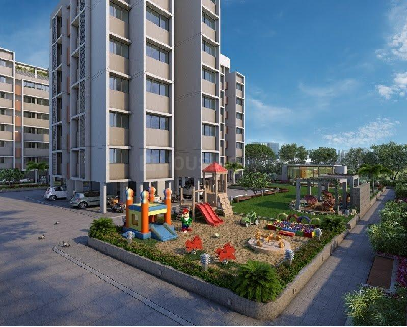 Playing Area Image of 720 Sq.ft 1 RK Apartment for buy in Bopal for 2700000