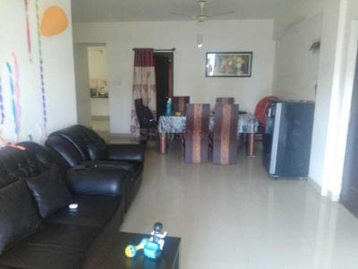 Gallery Cover Image of 1400 Sq.ft 2 BHK Apartment for rent in Adithya Serene, Whitefield for 23000