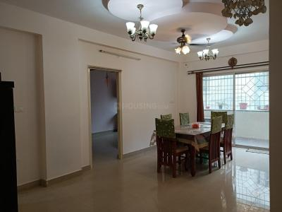 Gallery Cover Image of 1520 Sq.ft 3 BHK Apartment for rent in VSG Reliable Pride, Muneshwara Nagar for 21000