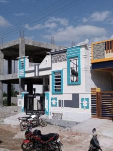 Gallery Cover Image of 1210 Sq.ft 2 BHK Independent House for buy in Bandlaguda Jagir for 8800000