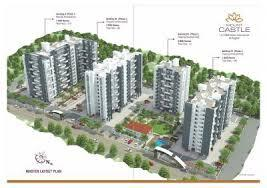 Gallery Cover Image of 850 Sq.ft 2 BHK Apartment for buy in Sancheti Mount Castle, Wagholi for 3600000