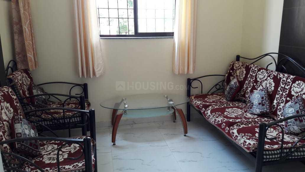 Living Room Image of 950 Sq.ft 2 BHK Independent House for rent in Tingre Nagar for 14000