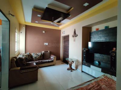 Gallery Cover Image of 1200 Sq.ft 2 BHK Apartment for rent in Ghatlodiya for 15000
