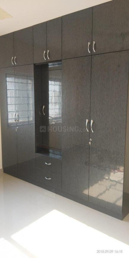 Bedroom Image of 1200 Sq.ft 2 BHK Apartment for rent in Iyyappanthangal for 23000
