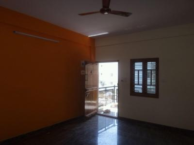 Gallery Cover Image of 700 Sq.ft 2 BHK Independent Floor for rent in Abbigere for 12000