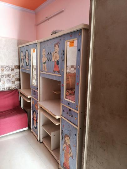 पश्चिम विहार में अशोका के बेडरूम की तस्वीर