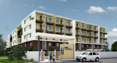 Gallery Cover Image of 984 Sq.ft 2 BHK Apartment for buy in Nehru Nagar for 4378800