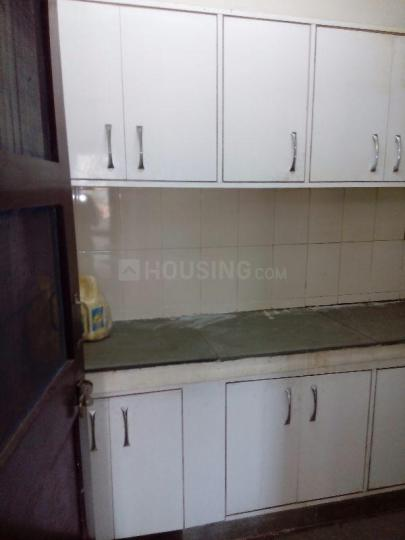 Kitchen Image of 516 Sq.ft 1 BHK Apartment for rent in Jasola Vihar for 14000