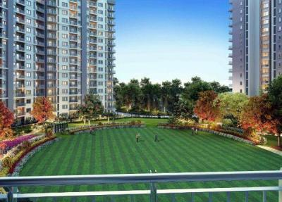 Gallery Cover Image of 1645 Sq.ft 3 BHK Apartment for rent in L And T Raintree Boulevard, Sahakara Nagar for 38000
