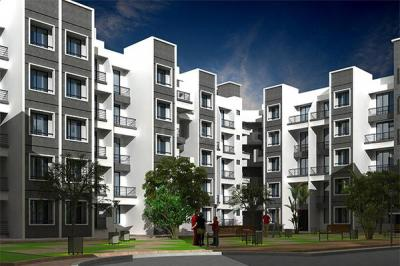 Gallery Cover Image of 541 Sq.ft 1 BHK Apartment for buy in Karjat for 1700000
