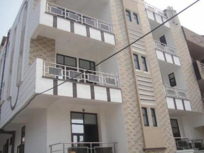 Gallery Cover Image of 1250 Sq.ft 3 BHK Independent Floor for rent in Niti Khand for 12000