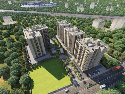 Gallery Cover Image of 2200 Sq.ft 4 BHK Apartment for buy in Dhanori for 15500000