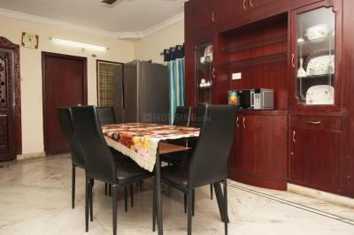 Gallery Cover Image of 1400 Sq.ft 3 BHK Apartment for rent in Sanath Nagar for 33000