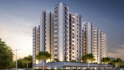 Gallery Cover Image of 1185 Sq.ft 2 BHK Apartment for buy in Nishant Ratnaakar Verte, Bopal for 4740000