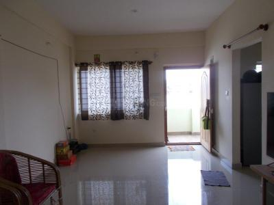 Gallery Cover Image of 1040 Sq.ft 2 BHK Apartment for buy in Sree Nandi Park Residency, Whitefield for 4000000