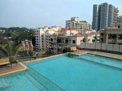 Gallery Cover Image of 1100 Sq.ft 2 BHK Apartment for rent in Romell Aether Wing B1, Goregaon East for 56000
