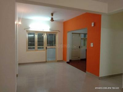 Gallery Cover Image of 1650 Sq.ft 3 BHK Apartment for rent in Aisshwarya Opulence Apartments, Marathahalli for 35000