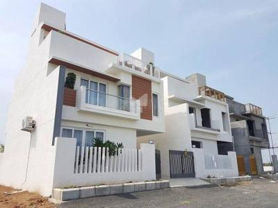 Gallery Cover Image of 1360 Sq.ft 3 BHK Independent House for buy in Hennur for 7300000