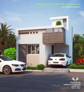Gallery Cover Image of 500 Sq.ft 1 BHK Villa for buy in Sriperumbudur for 1990000