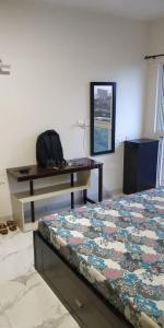 Bedroom Image of 1150 Sq.ft 2 BHK Apartment for rent in Raheja Ridgewood, Goregaon East for 55000