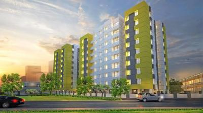 Gallery Cover Image of 1170 Sq.ft 3 BHK Apartment for buy in Baner for 9840000