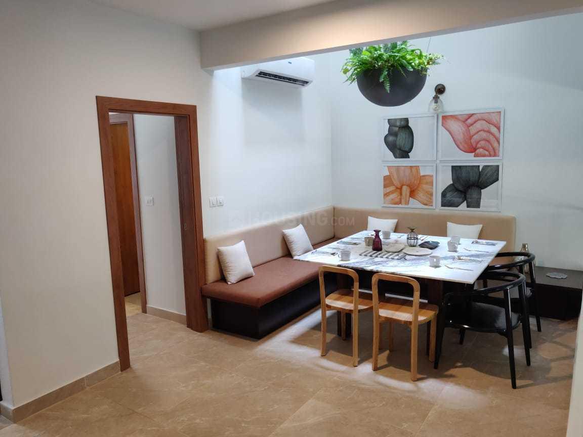 Living Room Image of 1299 Sq.ft 3 BHK Apartment for buy in R.K. Hegde Nagar for 7700000