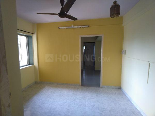 Living Room Image of 500 Sq.ft 1 BHK Apartment for buy in Thane West for 6800000