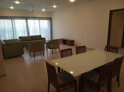Gallery Cover Image of 3000 Sq.ft 3 BHK Apartment for rent in Ambli for 110000