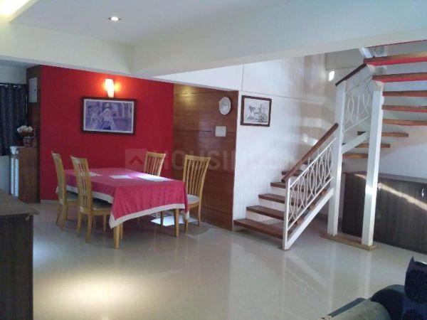 Living Room Image of 2700 Sq.ft 3 BHK Villa for buy in Geras Greens Ville Sky Villas, Kharadi for 25000000