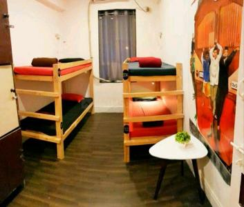 Hall Image of Hostel Stay in Kurla West