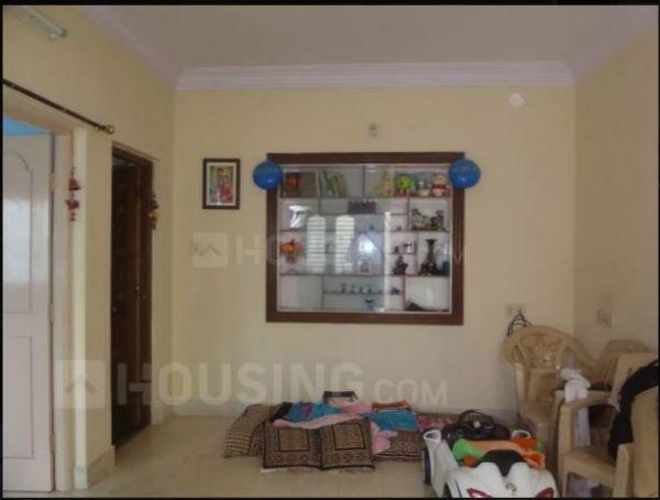 Living Room Image of 1000 Sq.ft 1 BHK Independent House for rent in Padmanabhanagar for 10000